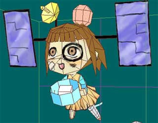 Hayabusa-chan Papercraft