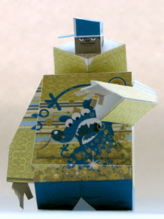Stage Bling Papercraft