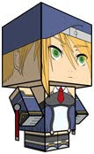 BlazBlue Papercraft Noel