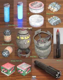 Fallout 3 Ammo Papercraft