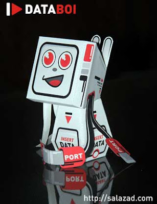 Databoi Papercraft