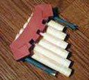 Spirit Flute Papercraft