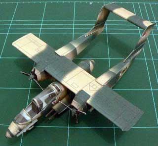 OV10 Bronco Papercraft