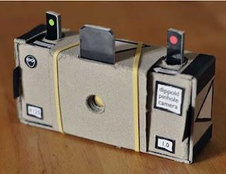 Dippold Pinhole Camera Papercraft