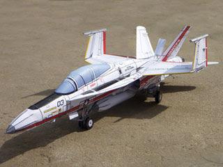F18 Hornet Papercraft