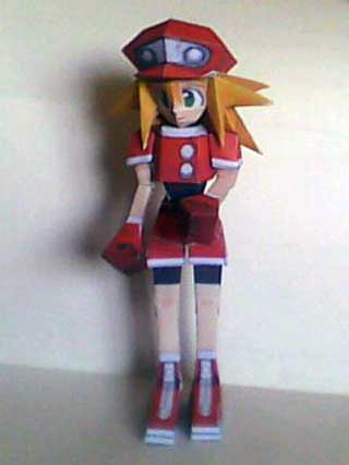 mega man legends roll caskett papercraft tags: Video teens sex Big fucking movie tit Iphone schoolgirl porn