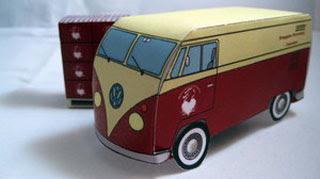 Breugems Brewery - Volkswagen Van Papercraft