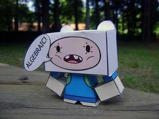 Finn Papercraft