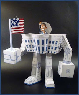 obama the robot 