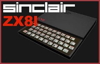 Sinclair ZX81 Papercraft