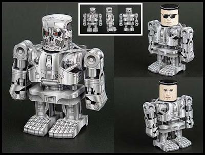 Terminator Papercraft