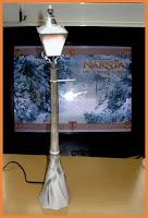 Narnia Street Lamp Papercraft