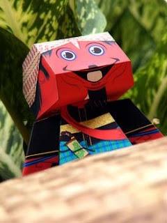 Cepot Papercraft