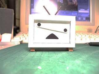 Nico Nico Douga Mascot Papercraft