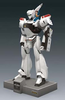 Patlabor Papercraft 2