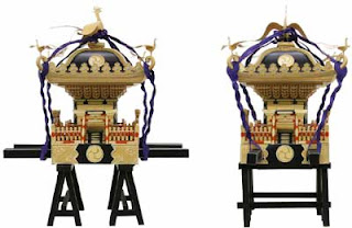 Mikoshi Papercraft