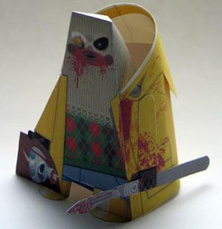 Killer Papercraft