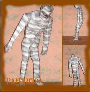 Gibdo Papercraft 2