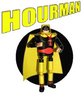 Hourman Papercraft