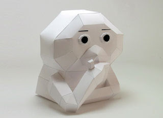 Yaruo Papercraft