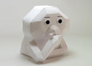 Yaruo Papercraft
