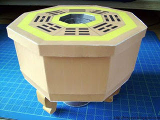 Hakkero Papercraft