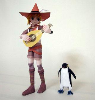 Chàng trai gãy đàn - Cute - Page 3 Penguin-papercraft-002