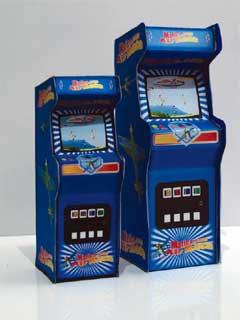 Arcade Cabinet Papercraft