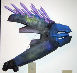 Needler Papercraft