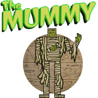 The Mummy Papercraft