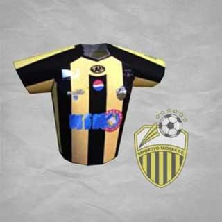 Deportivo Tachira Papercraft