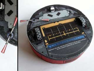 iDarth Roomba Papercraft