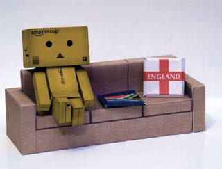 Matica Sofa Papercraft (2010 FIFA World Cup South Africa)