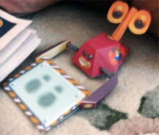 Heave Ho Papercraft