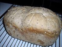 El primer pan de cosecha propia