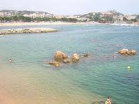 la vista desde el Dorado Mar, uno de sus muchos encantos
