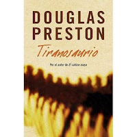 Douglas Preston. Tiranosaurio