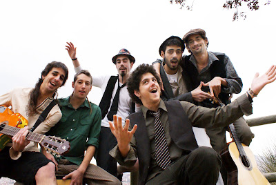 los Barrankillos, uno de los grupos destacados de las fiestas de Primavera