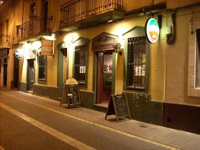 the dubliners irish pub de l'Hospitalet, la foto es de Bloghospitalet