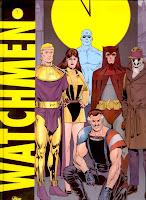 Moore - Gibbons, Watchmen