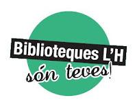 bibliotecas públicas de l'Hospitalet de Llobregat
