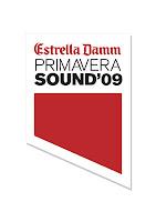 Primavera Sound 2009, del 28 al 30 de mayo en el Parc del Fórum