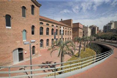 Centre d'Art Tecla Sala de l'Hospitalet, la foto es de su página web