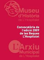 cartel de las becas de l'hospitalet 2009