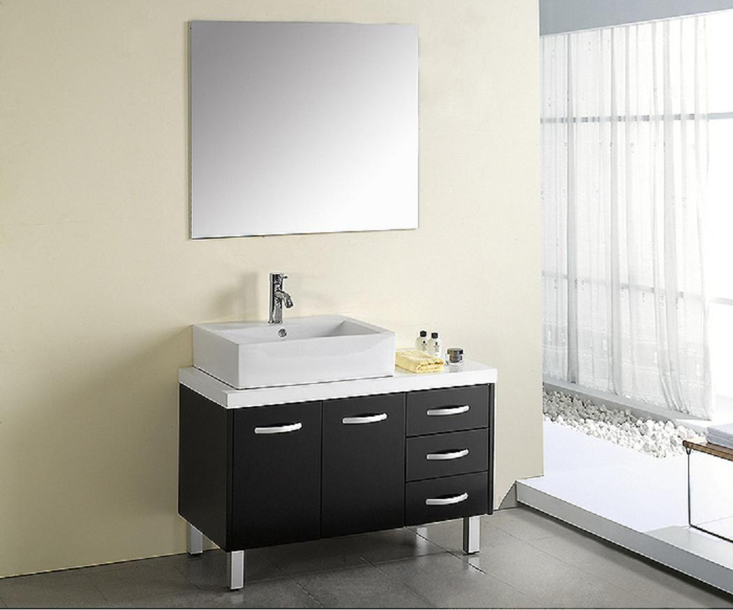 Design dichotomy bathroom bonanza pt 2 for Modern contemporary bathroom vanities