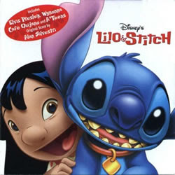 Musicas do filme Lilo e Stitch