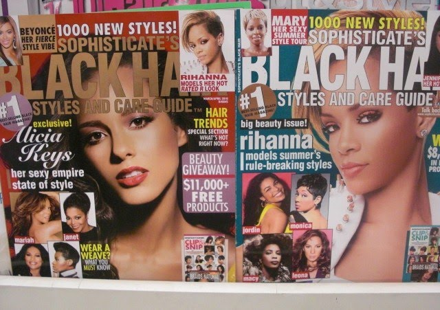 Sophisticate's Black Hair Styles and Hair Care Guide: A Step In The