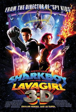 Hành Tinh Drool - The Adventures Of Sharkboy And Lavagirl (2005) Poster