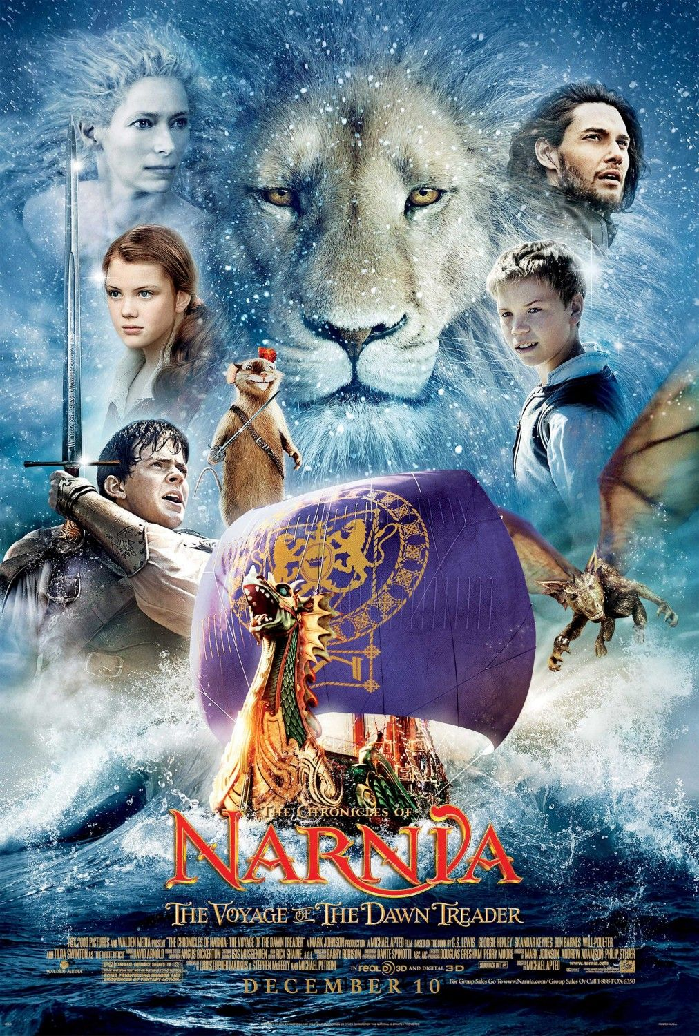 Movie chronicles of narnia 2