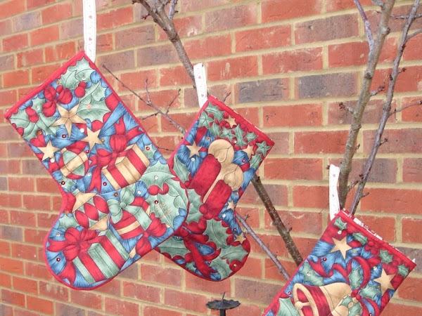Day Four - Christmas Stockings!
